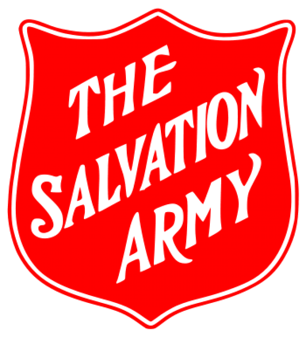 red salvation army logo
